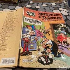 Cómics: OLE Nº89 MORTADELO Y FILEMON HAY UN TRAIDOR EN LA T.I.A. EDICIONES B 2ªEDICION 2000. Lote 288625618
