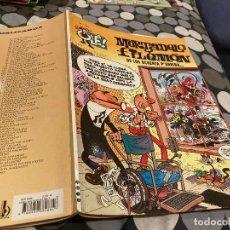 Cómics: OLE Nº151 MORTADELO Y FILEMON DE LOS OCHENTA PA ARRIBA EDICIONES B 1ª EDICION 1999. Lote 288628808