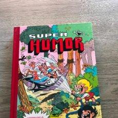 Cómics: SUPER HUMOR , VOLUMEN 14 , TAPA DURA , AÑO 1987, EDICONES B. Lote 288641333