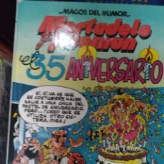 Cómics: MAGOS DEL HUMOR Nº 46. EL 35 ANIVERSARIO - F. IBÁÑEZ. Lote 288677068