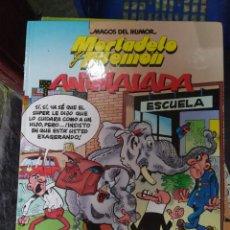 Cómics: MAGOS DEL HUMOR Nº 60. ANIMALADA - F. IBÁÑEZ. Lote 288677418