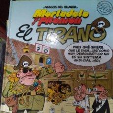 Cómics: MAGOS DEL HUMOR Nº 78. EL TIRANO - F. IBÁÑEZ. Lote 288677643