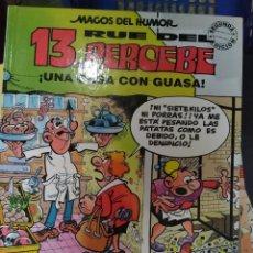 Cómics: MAGOS DEL HUMOR Nº 43. UNA CASA CON GUASA - F. IBÁÑEZ. Lote 288677873