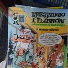 Cómics: COLECCIÓN OLÉ!. MORTADELO Y FILEMÓN. EL EMBROLLO MATUTINO. Nº 110. Lote 288678803