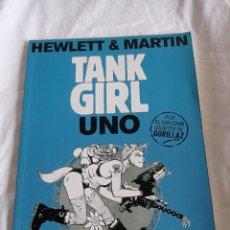 Cómics: TANK GIRL. UNO. HEWLETT & MARTIN. 1ERA EDICIÓN 2010. Lote 288706608