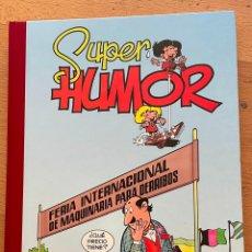 Cómics: SUPER HUMOR ZIPI Y ZAPE NUMERO 5. Lote 289424188