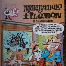 Cómics: MORTADELO Y FILEMON - OLÉ 77 2ª EDICIÓN 1999. Lote 289784353