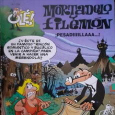 Cómics: MORTADELO Y FILEMON - OLÉ 124 2ª EDICIÓN 2000. Lote 289784438