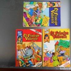 Cómics: PRÍNCIPE VALIENTE-BRUGUERA - POCKET Nº 28,30,32. Lote 289830288