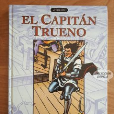 Cómics: EL CAPITÁN TRUENO - VÍCTOR MORA FUENTES MAN AMBRÓS - TOMO 5 - EDICIONES B. Lote 289878263