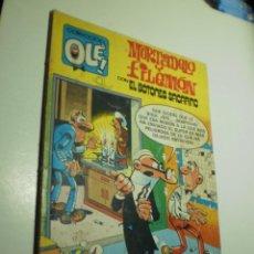 Cómics: MORTADELO Y FILEMÓN CON EL BOTONES SACARINO Nº 226-M23 1987 (ESTADO NORMAL). Lote 289903448