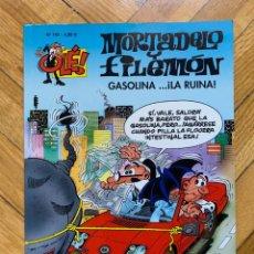Cómics: COLECCIÓN OLÉ Nº 183 MORTADELO Y FILEMÓN: GASOLINA ... ¡LA RUINA!. Lote 290090648