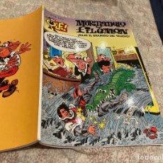 Fumetti: OLE MORTADELO Y FILEMON BAJO EL BRAMIDO DEL TRUENO Nº 176. EDICIONES B 2ª EDICION 2015. Lote 290200748