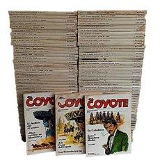 Fumetti: COLECCION EL COYOTE FORUM 1980S, J. MAYORQUÍ 93 LIBROS. Lote 291004358