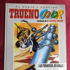Fumetti: EL NUEVO Y GENUINO TRUENO COLOR. Nº 16. LA PRINCESA BELICOSA Y OTRAS AVENTURAS. EDICIONES B.. Lote 291053543