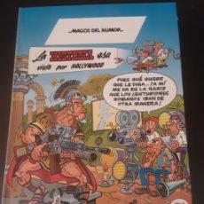 Fumetti: LA HISTORIA VISTA DESDE HOLLYWOOD -MAGOS DEL HUMOR-. Lote 291173458