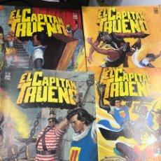 Fumetti: EL CAPITÁN TRUENO 107 109 114 116 EDICIONES B ED. HISTÓRICA. Lote 291466348
