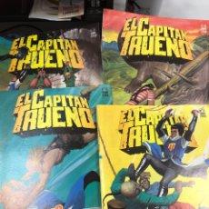 Cómics: EL CAPITÁN TRUENO 128 130 140 143 EDICIONES B ED. HISTÓRICA. Lote 291467433