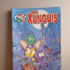 Fumetti: TEBEO DE LOS XUNGUIS . 1ª EDICION NOVIEMBRE DE 1995. Lote 291924828