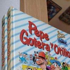 Fumetti: PEPE GOTERA Y OTILIO, GRAN FESTIVAL DEL COMIC (2 PRIMEROS TOMOS). Lote 291990183