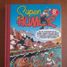Fumetti: SUPER HUMOR N°26 MORTADELO Y FILEMON, VARIOS TÍTULOS. Lote 292341858
