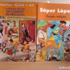 Fumetti: LOTE DE 2 TEBEOS EDICIONES B . 2001. Lote 292559993