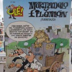 Cómics: MORTADELO Y FILEMÓN - TIJERETAZO - COLECCIÓN OLÉ Nº 200 - 1ª EDICION. Lote 293740388
