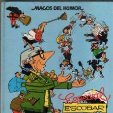 Cómics: MAGOS DEL HUMOR ESPECIAL ESCOBAR. Lote 293826248