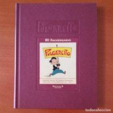 Cómics: PULGARCITO. 80 ANIVERSARIO GRUPO ZETA : EDICIONES B. Lote 293940583