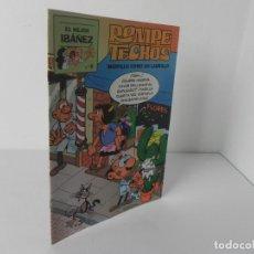Cómics: EL MEJOR IBAÑEZ Nº 6 (ROMPETECHOS MIOPILLO COMO UN LADRILLO) - EDICIONES B-1999. Lote 294018703