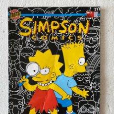 Cómics: SIMPSON COMICS #3 - BONGO CÓMICS EDICIONES B. Lote 294043788