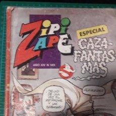 Cómics: COMIC BRUGUERA ZIPI Y ZAPE 149 ESPECIAL CAZAFANTASMAS. Lote 294501628