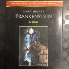 Cómics: MARY SHELLEY FRANKENSTEIN : EL CÓMIC ADAPTACIÓN OFICIAL DE LA PELÍCULA DE KENNETH BRANNAGH ( 1995 ). Lote 294814278