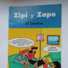 Cómics: ZIPI Y ZAPE. EL TÁNDEM. EDICIONES B. TDKC46. Lote 294939783