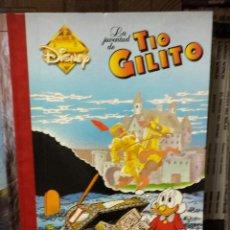 Cómics: LA JUVENTUD DE TIO GILITO - DON ROSA - EDICIONES B - 1997 - TAPA DURA. Lote 295271358