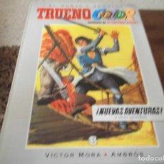 Cómics: EL NUEVO Y GENUINO TRUENO COLOR Nº 7 EDICIONES B VICTOR MORA AMBROS. Lote 295281063