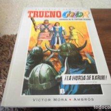 Cómics: EL NUEVO Y GENUINO TRUENO COLOR Nº 79EDICIONES B VICTOR MORA AMBROS. Lote 295281223