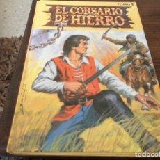 Cómics: EL CORSARIO DE HIERRO TOMO 2 EDICIONES B. Lote 295281483
