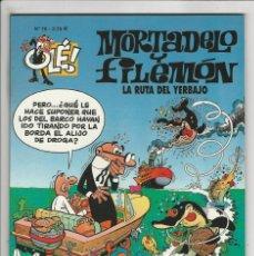 Cómics: EDICIONES B. OLÉ MORTADELO. 78. SIN RELIEVE.. Lote 290422013