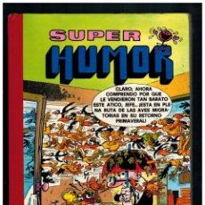 Cómics: SUPER HUMOR. VOLUMEN 6. EDICIONES B. 1ª EDICIÓN: AGOSTO,1990. MUY BUENO.. Lote 295340603