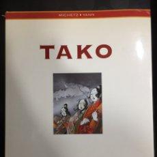 Cómics: TAKO DE MARC MICHETZ Y YANN PENNETIER LOS LIBROS DE CO&CO N.2 ( 1993/1994 ). Lote 295344233