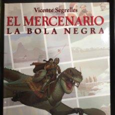 Cómics: EL MERCENARIO VOL.6 LA BOLA NEGRA DE VICENTE SEGRELLES ( 1993 ). Lote 295347273