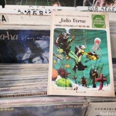 Cómics: JOYAS LITERARIAS JUVENILES, JULIO VERNE, TOMO 1. Lote 295423698