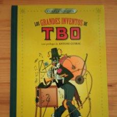 Cómics: LOS GRANDES INVENTOS DE TBO. Lote 295445468