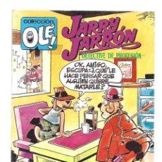 Cómics: COLECCIÓN OLÉ 356: JARRY JARRÓN, 1989, EDICIONES B, MUY BUEN ESTADO. Lote 295526718