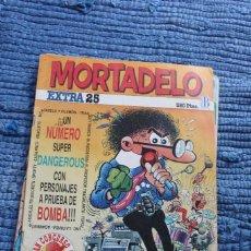 Cómics: MORTADELO EXTRA 25. Lote 295532883