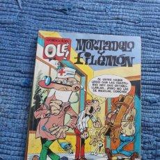 Cómics: COLECCION OLE Nº 53-M.191 MORTADELO Y FILEMON; 1º EDICION. Lote 295533228
