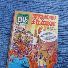 Cómics: COLECCION OLE Nº 315-M.217 MORTADELO Y FILEMON; 1º EDICION 1987; 1º REIMPRESION 1991. Lote 295533373