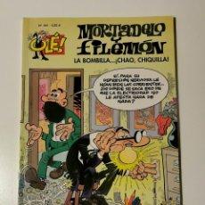 Cómics: MORTADELO Y FILEMÓN - OLÉ 193 - LA BOMBILLA CHAO CHIQUILLA. Lote 295542513