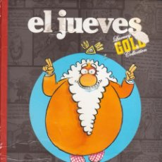 Cómics: COMIC TOMO EL JUEVES DE 2008 DIOS MIO DE J.L.MARTIN (LUXURI GOLD COLLECTION). Lote 295581238
